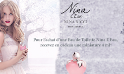 Nina Ricci Facebook post